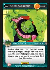 Namekian Backhand - 112 - Foil