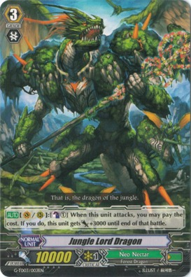 Jungle Lord Dragon - G-TD03/003EN