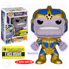 #78 - Thanos (Guardians of the Galaxy) - EEE