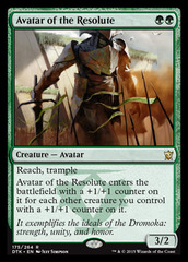 Avatar of the Resolute on Channel Fireball