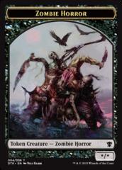 Zombie Horror Token