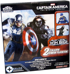 Captain America: The Winter Soldier Mini Game
