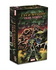 Legendary: A Marvel Deck Building Game - Villains, Fear Itself