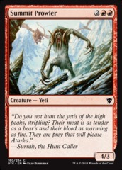 Summit Prowler - Foil
