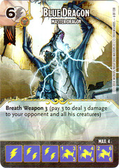 Blue Dragon - Master Dragon (Card Only)