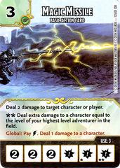 Magic Missile - Basic Action Card