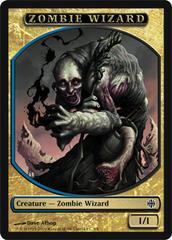 Zombie Wizard Token