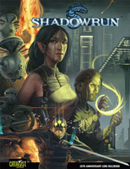 Shadowrun 4th Edition 20th Anniversary