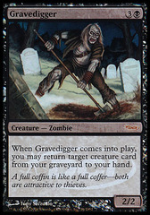 Gravedigger - WPN Foil