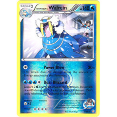 Team Aqua's Walrein - 5/34 - Holo Rare - Reverse Holo