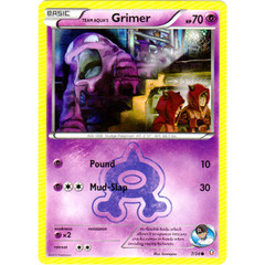 Team Aqua's Grimer - 7/34 - Common