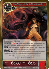 Shubb-Niggurath, the Goddess of Fertility - MPR-032 - SR - 1st Printing