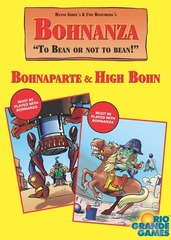 Bohnanza: Bohnaparte & High Bohn