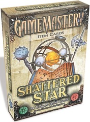 GameMastery Item Cards: Shattered Star Adventure Path