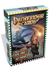 Pathfinder Cards: Chase Cards 2: Hot Pursuit!