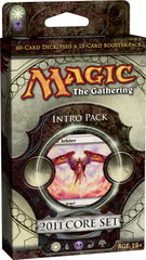 Magic 2011 (M11) Intro Pack: Blades of Victory on Ideal808