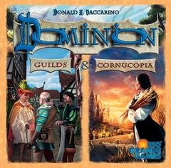 Dominion - Cornucopia + Guilds (2 Games in 1)