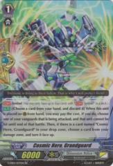 Cosmic Hero, Grandguard - G-EB01/007EN - RR on Channel Fireball