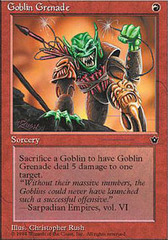 Goblin Grenade (Christopher Rush) on Channel Fireball