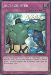 Jolt Counter - WSUP-EN015 - Super Rare - 1st Edition