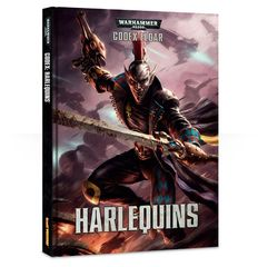 Codex: Eldar - Harlequins