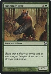 Runeclaw Bear on Ideal808