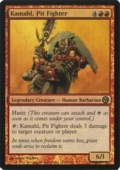 Kamahl, Pit Fighter (Foil)