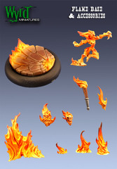 Flame Insert and Accessories