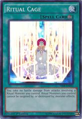 Ritual Cage - THSF-EN055 - Super Rare - Unlimited Edition