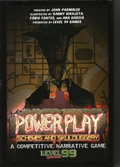 Power Play: Schemes & Skulduggery