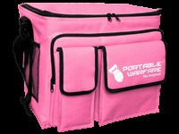 Portable Warfare - The Sergeant Bag: Pink