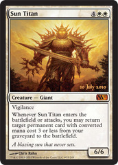 Sun Titan - Foil - Prerelease Promo