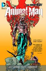 Animal Man Volume 1 - The Hunt