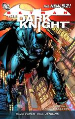 BATMAN DARK KNIGHT TP VOL 01 KNIGHT TERRORS (N52)