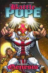 BATTLE POPE TP VOL 01 GENESIS (NEW PTG)