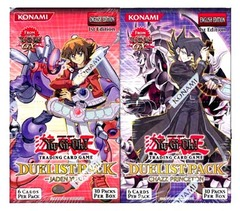 Duelist Pack: Jaden/Chazz Combo 1st Edition Booster Box