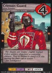 Crimson Guard, Elite Trooper