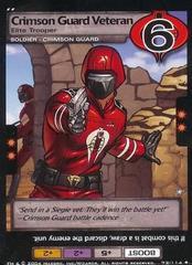 Crimson Guard Veteran, Elite Trooper