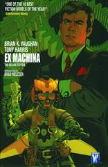 EX MACHINA TP BOOK 01 (MR)