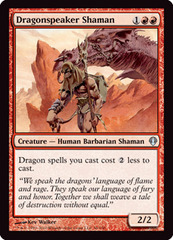 Dragonspeaker Shaman on Channel Fireball