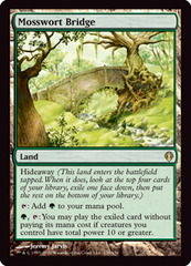 Mosswort Bridge on Channel Fireball