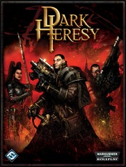 Dark Heresy: Core Rulebook (1st Edition)
