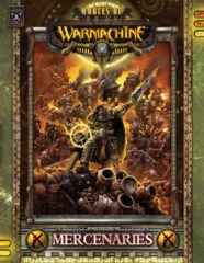 Forces of Warmachine: Mercenaries HC