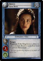 Arwen, Elven Rider
