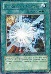 Burst Stream of Destruction - DT01-EN039 - Rare - 1st Edition