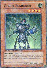 Genex Searcher - DT01-EN062 - Parallel Rare - Duel Terminal on Channel Fireball