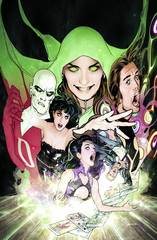JUSTICE LEAGUE DARK TP VOL 01 IN THE DARK (N52)