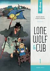 Lone Wolf & Cub Volume 1 - The Assassin's Road