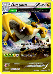 Dragonite - 52/108 - Holo Rare