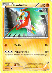 Hawlucha - 39/108 - Common